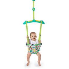 Bright Starts 6m Activity Door Jumper Toy for Baby/infant/toddler Zig Zag Zebra