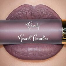 Gerard Cosmetics Gravity Hydra-matte Liquid Lipstick! New On Hand Ship Worldwide