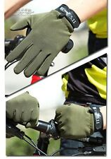 Tactical Outdoor motorcycle Bicycle Racing Sports Army Gloves Unisex Anti-slip