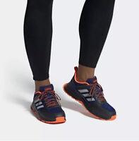 Adidas Mens Rockadia Trail 3.0 Shoes Running Shoes Sport EG2520 UK 9