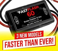 FastFlash 60 Brake Flasher Module Tail LED Flash Light Controller for Car Trucks