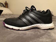 Adidas Black Size 7 Women Golf Shoes