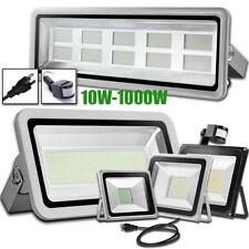 LED Flood Lights 500W 300W 200W 150W 100W 50W 30W 20W 10W Spotlight Outdoor Lamp