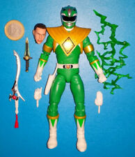 Power Rangers Lightning Collection Dragonranger Green mighty morphin figure 6''