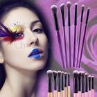 6Pcs/set  Makeup Cosmetic Brushes Eyeshadow Eye Shadow Foundation Blending Brush