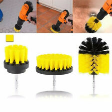 3PCS/set Drill Brush Power Scrubber Drill Attachments Carpet Tile Grout Cleaning