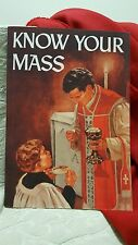 Graphic Novel Know Your Mass by Father Demetrius Manousos OFM Cap