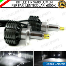 KIT FULL LED H7 6000K CANBUS LED PER LENTICOLARI MERCEDES SLK R171 NO AVARIA
