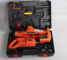 3 Ton 12V Electric Scissor Car Jack + Electric Impact Wrench