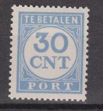 Port nr 78 MNH PF NVPH Netherlands Nederland Pays Bas due portzegel