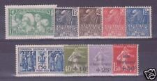 FRANCE STAMP TIMBRE YVERT 269/77 ANNEE COMPLETE 1931 NEUVE xx LUXE VALEUR: 1170€