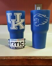 University of Kentucky  Tumbler RTIC/Yeti/cup/wildcats/cerakote