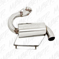 MBRP Standard Muffler Exhaust for Arctic Cat M7 2006