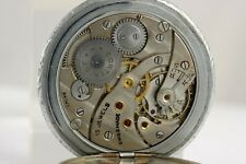vintage Cortebert caliber 616! Extraordinary! Fine quality pocket watch (G51)