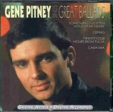 Gene Pitney - Sings Great Ballads - Gene Pitney CD JDVG The Fast Free Shipping