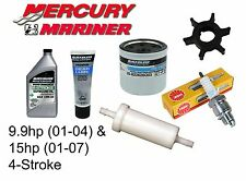 Mercury/Mariner 9.9hp & 15hp 4-Stroke (323cc) Outboard Service Kit