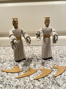 """Two Doctor Who Heavenly Host Series 4 5"""" Action Figures"""
