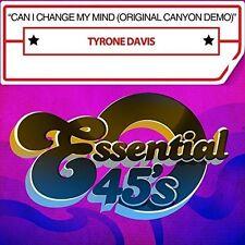 Tyrone Davis - Can I Change My Mind [New CD] Manufactured On Demand