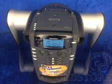 GRUNDIG PA1 BOOMBOX MAX SPACE FIDELITY RADIORECORDER CD 12V 230V BATTERIE