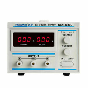 High Power Adjustable DC Switching Power Supply KXN-3030D 0-30V / 0-30A NEW SALE