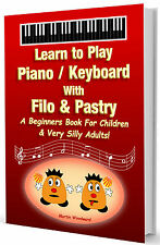 Apprendre Piano/Clavier | facile | enfants/adultes/enfants | Qualité Music Book