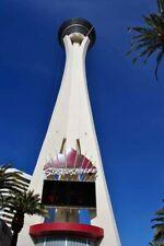 Stratosphere Tower Hotel Casino Las Vegas United States America Photograph Print