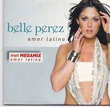 Belle Perez-Amor Latino  cd single