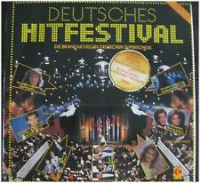 Deutsches Hitfestival, 1986, Nicole, Ingrid Peters ua., VG/VG+, LP (6480)
