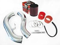 K&N Filter For 2002-2007 Subaru Impreza WRX STI 2.0L 2.5L Cold Air Intake Kit