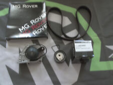 Rover 25 45 Cambelt Tensioner & Water Pump Kit Genuine OEM Parts mgmanialtd.com