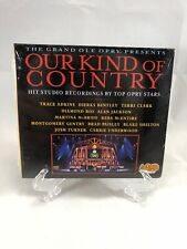 The Grand Ole Opry presents Our Kind Of Country CD 2011 Cracker Barrel