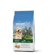 Crocchette per Cani Vincent Diet all'Agnello 15 kg