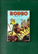 ALBUM  RODEO  N° 74  en  BE +  EDITION  LUG  1981