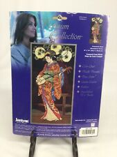 "Janlynn Platinum Collection ""Kameko"" Cross Stitch Kit 0324 Nancy Rossi SEALED"