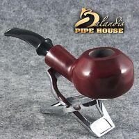"BALANDIS Original Pear wood Handmade Tobacco SMOKING PIPE No. 33 "" DUKE "" Rubin"