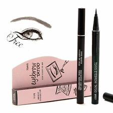 Waterproof Long Lasting 7 Days Brown Eyebrow Pencil Tattoo Pen Liner Eye Brow