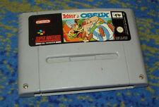 Super Nintendo SNES Spiel  ASTERIX & OBELIX  PAL  S NES S-NES  DEUTSCH