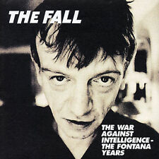 The Fall War Against Intelligence CD 18 Tracks 2003 UK Indie Rock Mark E. Smith