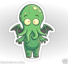 The Call of Cthulhu H. P. Lovecraft Sticker decal car laptop scrapbook