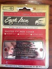 Harley Davidson Master Cylinder Cover OEM#42381-87T-NOS