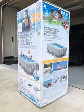 Rectangular Above Ground Swimming Pool For Sale Ebay