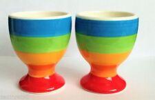 Cuencos color principal multicolor para huevos
