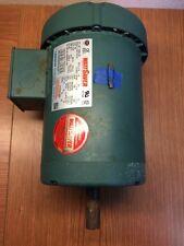 Leeson Motor C143T17FB13F, 120921.00 Watt Saver 1 HP
