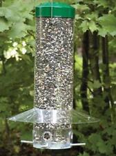 """Birds Choice Squirrel Proof Bird Feeder Hanging 20"""" Classic Feeder w/ Baffle 436"""