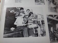 Kurt Cobain 8Th Grade 1981 Sylvan Yearbook Year Book W/ Many Photos Very Rare!