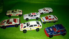 Majorette - Lot de 7 véhicules miniatures
