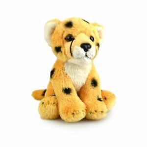 Lil Friends 15cm Cheetah Kids/Children/Toddler Soft Plush Animal Toy Brown 3y+