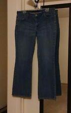 Women's Levi's 547 Platinum Flare® Denim Jean Size 14-M (35x30) pre-owned #2076