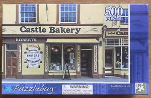 Puzzles: Puzzlebug Jigsaw Puzzle - Bakery, Wales, UK (500 pieces)