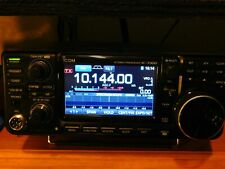 Icom IC-7300 100W HF - 6M Touch Screen Transceiver w/ Heil HM-12 Desk Microphone